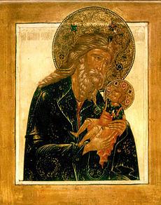 Св. праведный Симеон Богоприимец